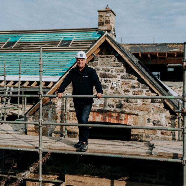 Andrew Phillips, Managing Director — Carreg Construction