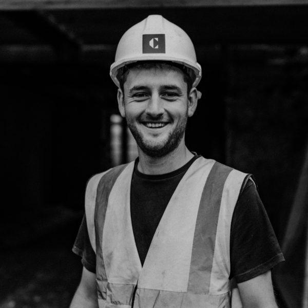 Jack Thomas, Site Supervisor — Carreg Construction