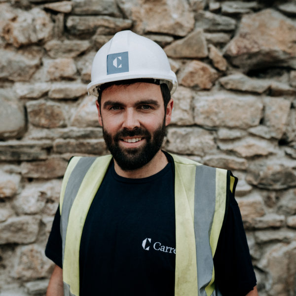 Luke Roberts, Site Supervisor — Carreg Construction